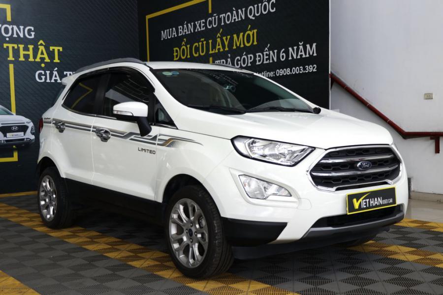 Ford Ecosport Titanium 1.5AT 2019