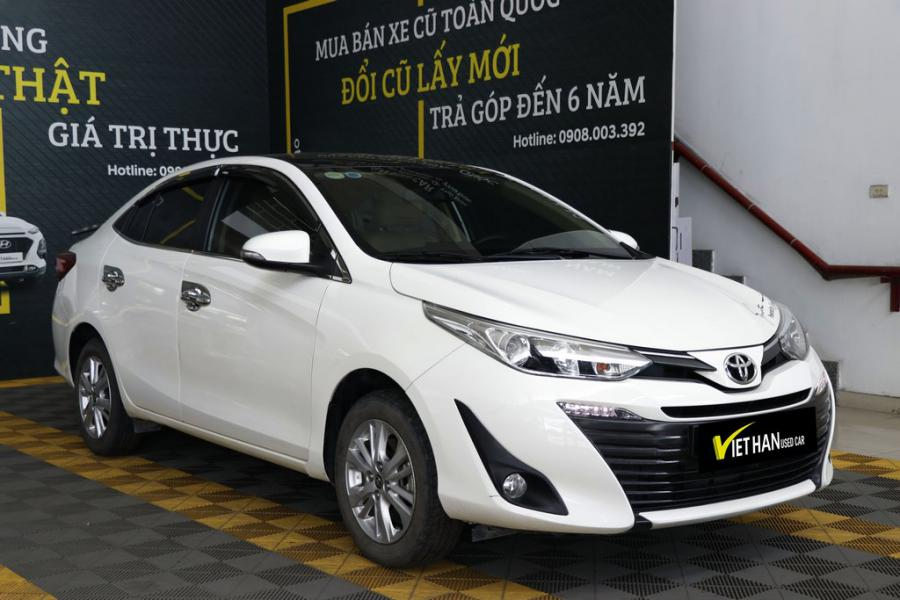 Toyota Vios G 1.5AT 2019