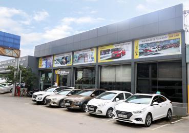 Quy trình mua bán xe Quy trình mua bán xe